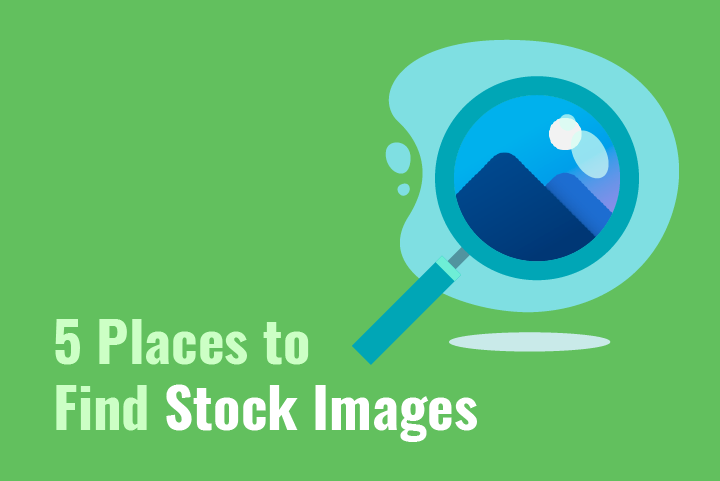 5 Places to Find Stock Images