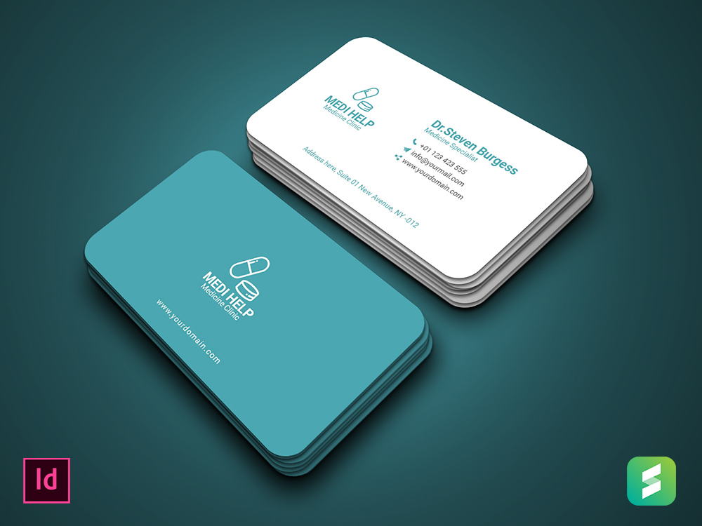 Free Medical Business card
